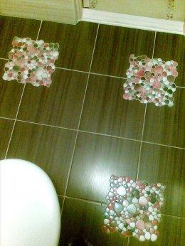 Про ремонт пола в туалете