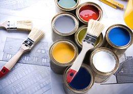 Применение лакокрасочных материалов