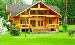Деревянные дома, их преимущество