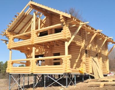 Выбор фундамента для строительства дома
