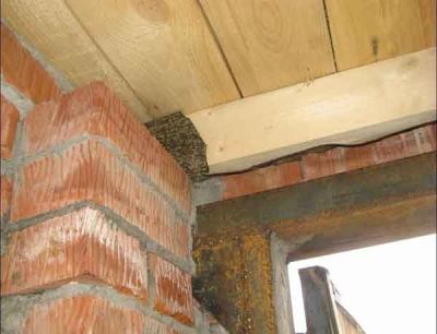Строительство потолка для каркасного одноуровневого дома