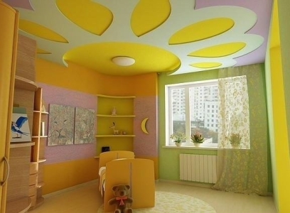 Гипсокартонный потолок: преимущества и недостатки