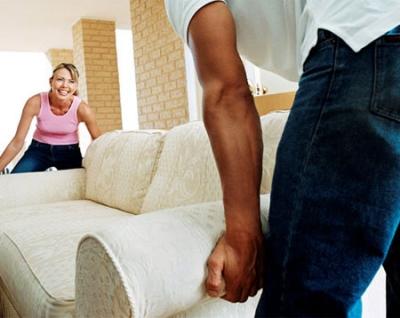 Как быстро и без потерь переставить мебель