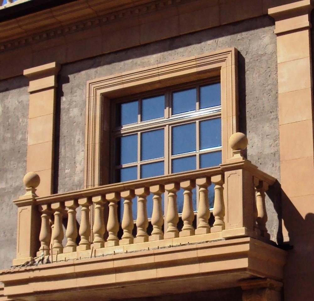 Ставим окна из лиственницы