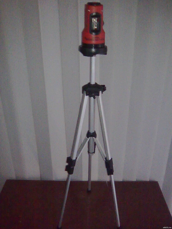 Незаменимый инструмент в ремонте – лазерный уровень