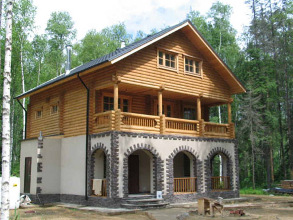 Что нужно знать о комбинированных домах