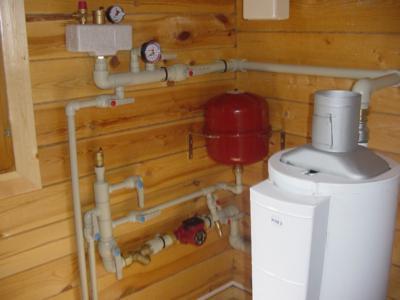 Оборудование для системы отопления в частном доме