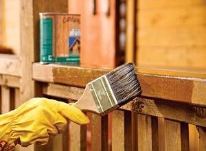 Об огнезащитных составах для древесины