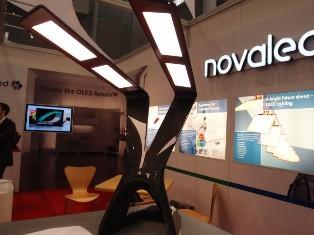 Применение OLED технологий в освещении