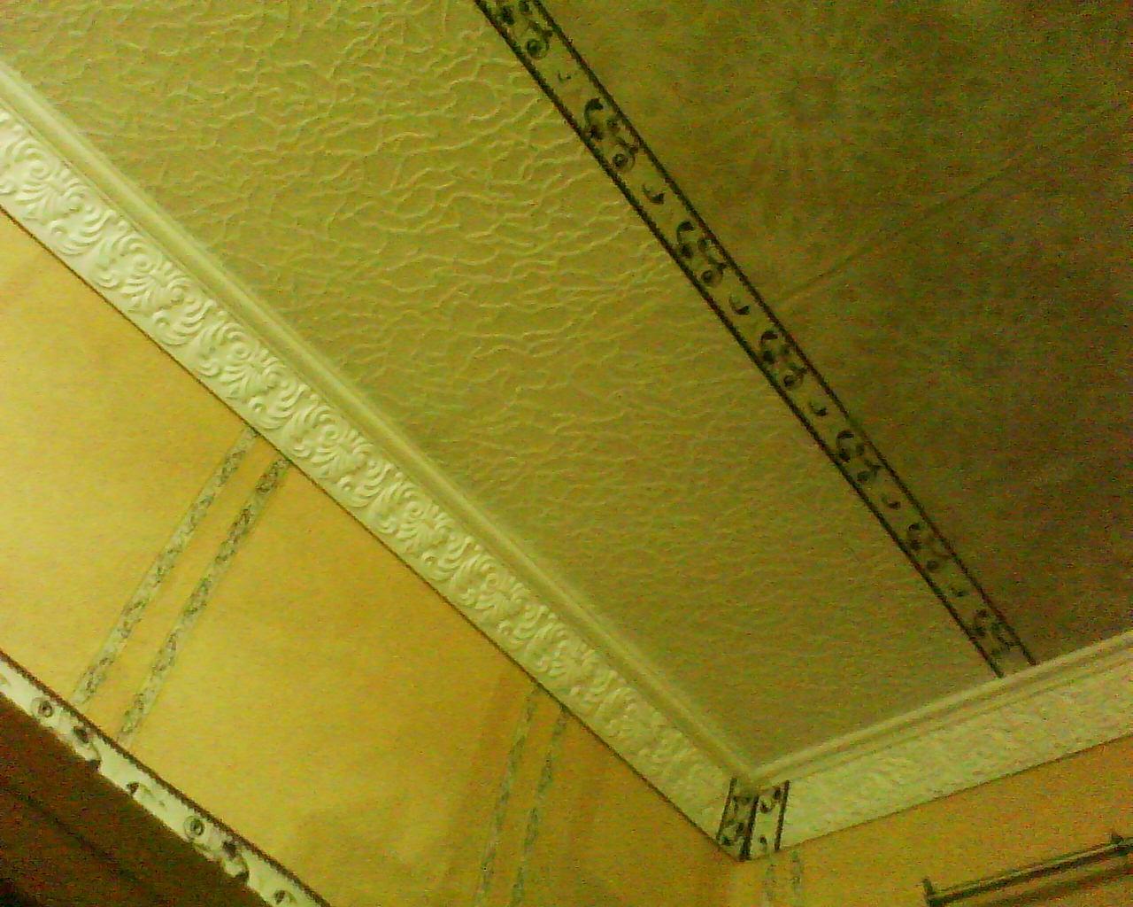 Ремонтируем потолок в прихожей