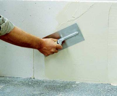 Подготовка стен под оклейку обоями