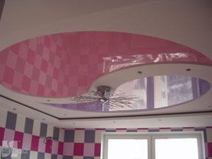 Зачем нужен натяжной потолок?
